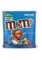 M&M's Crispy Pouch 340g