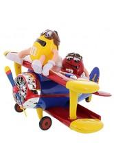 M&M's Airplane Dispenser 1pc