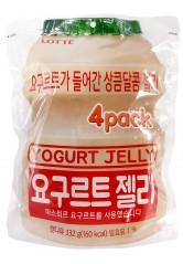 Lotte Yogurt Jelly Pouch 331g