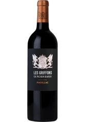 Les Griffons de Pichon Baron 男爵副牌 2015