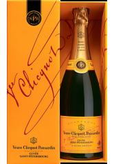 Veuve Clicquot Ponsardin Cuvee Saint Petersbourg NV (Travel Retail Exclusive!)