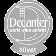 Decanter World Wine Awards - Silver Medal 2013